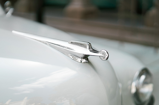 1950 Packard Car