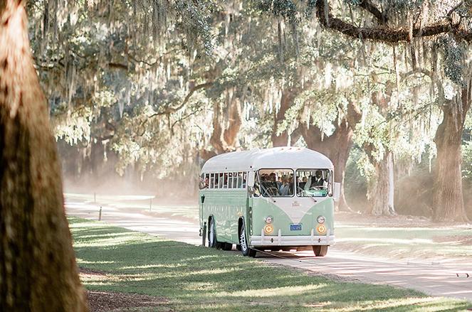 1950s Bespoke Supercoach on Road