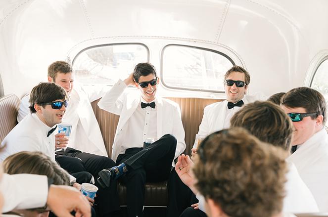 Men in 1950s Bespoke Supercoach