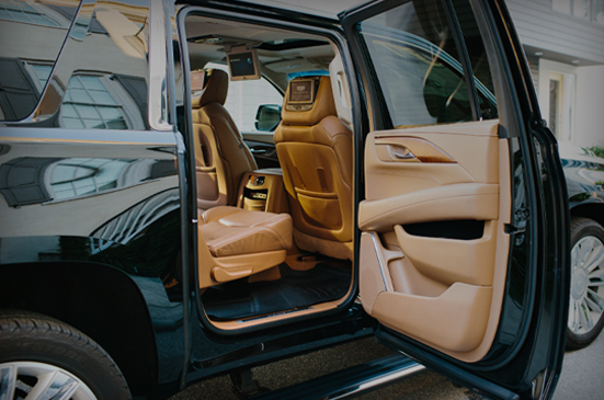 Escalade Car Interior