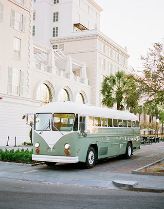 1950's Bespoke Supercoach (Sage Green)