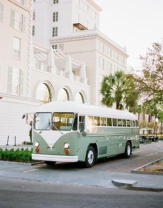 1950's Bespoke Supercoach (Sage Green)