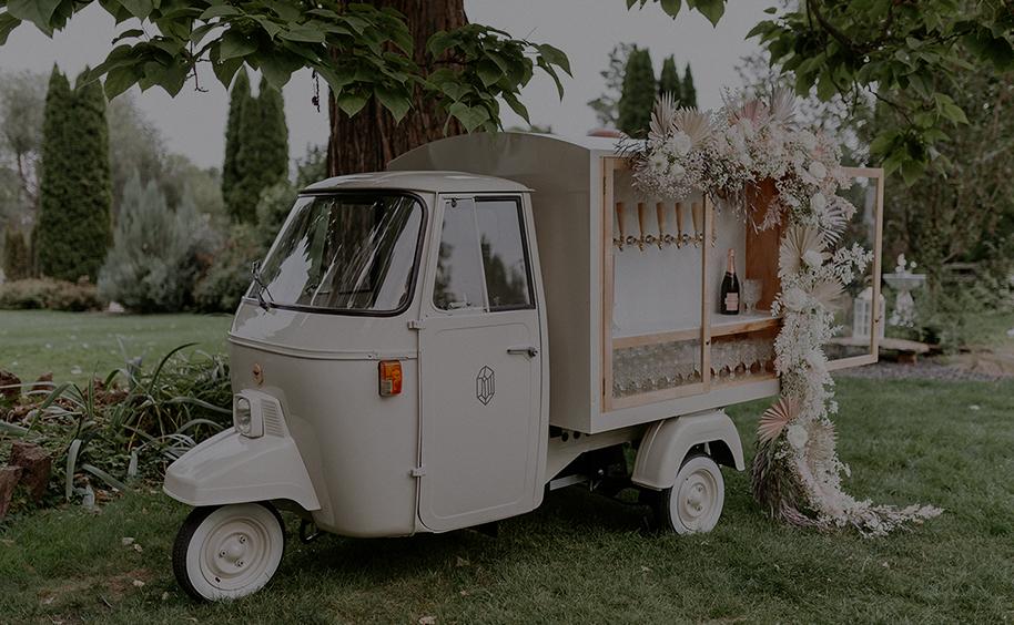 Car Cart Open Bar