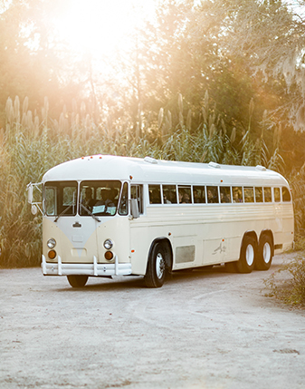 1950s Bespoke Supercoach (Cream)